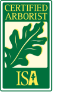 International Society of Arboriculture Certified Arborist logo